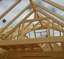 timber beam roof